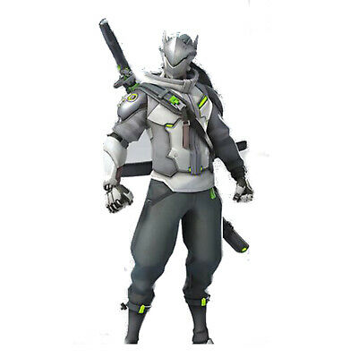 $ CDN6.68 • Buy PRE-SALE Overwatch Genji Cosplay Fancy Party Gown Costume Uniform Outfit