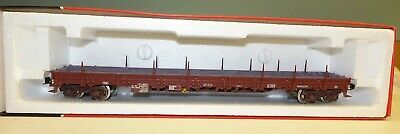 AU15.50 • Buy  HO  Scale French (SNCF) Bogie Flat Wagon Made By Jouef