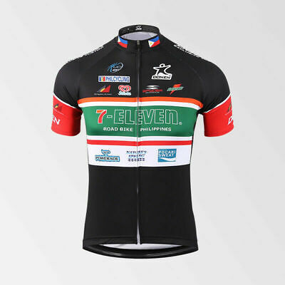 AU30.39 • Buy 7-Eleven Cycling Jersey Mens Cycling Short Sleeve Jersey