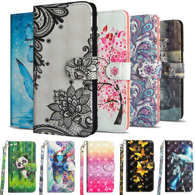 $4.88 • Buy For Xiaomi Redmi Note 9S 8T 7 6A 8 9 Pro Flip Magnetic Leather Wallet Case Cover