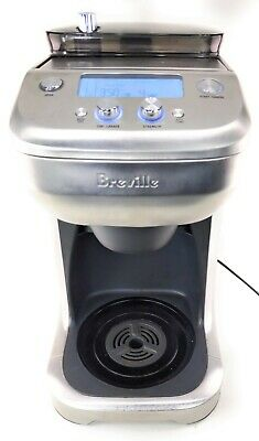$39.88 • Buy Breville BDC650BSS Grind Control Automatic Coffee Maker AS IS - See Description
