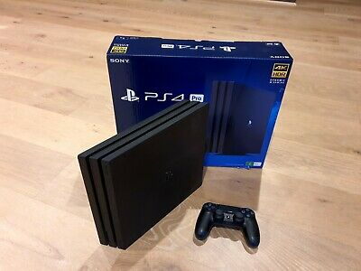 AU898 • Buy As New 1TB PlayStation 4 PS4 Pro With Low 5.05 System Firmware Australia Stock
