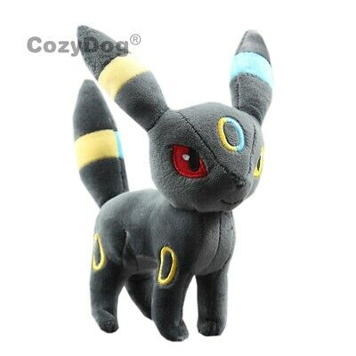 2020 New Umbreon Shiny Cosplay Type Plush Toy Stuffed Anime Doll 8in Teddy COOL • 6.99£