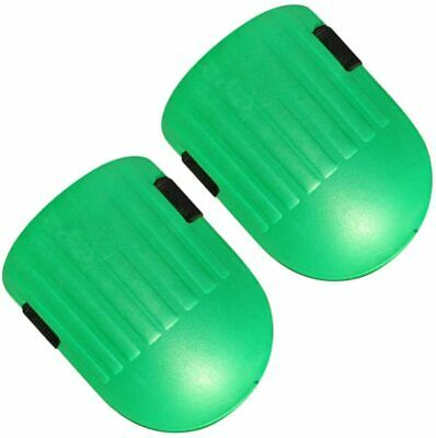 Lightweight Moulded Knee Pad Soft Foam Pads With Strap Safety Work Kneepads • 5.99£