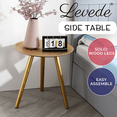 AU34.99 • Buy Levede Coffee Table Side End Tables Antique Storage Modern Bedside Plant Stand