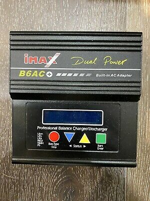 AU49 • Buy IMAX B6AC 80W RC Battery Balance Charger