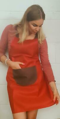 £2.10 • Buy Uk New Plain Apron With Front Pocket Chefs Butchers Kitchen Cooking Craft Baking