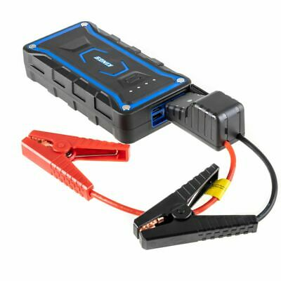 AU99 • Buy Kings 1000A Lithium Jump Starter LED Torch USB Phone Charger Power Bank Battery