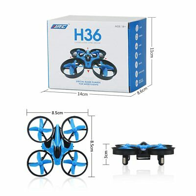 AU54.01 • Buy Newest Mini Drone JJRC H36 6 Axis RC Micro Quadcopters With Headless Mode Drones