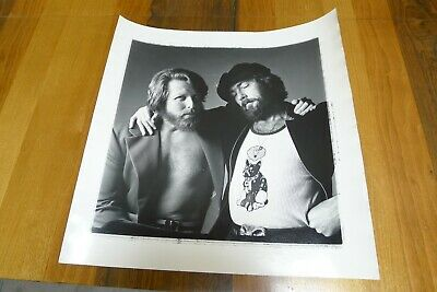 $1450 • Buy Richard Avedon Original Print Classic Of Tom Wilkes & Braun Monterey Intl Pop
