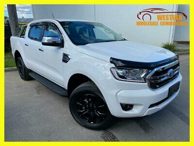 AU52990 • Buy 2019 Ford Ranger PX MkIII MY19 XLT Pick-up Double Cab 4dr Spts Auto 6sp, 4x4 A