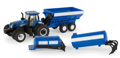 AU41.82 • Buy 1/64 ERTL New Holland T8.320 Tractor With Implements