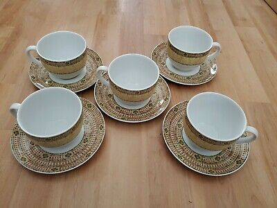 Wedgewood Florence Tea Cups And Saucers • 30£