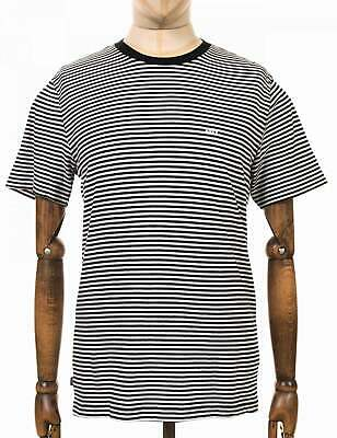 Obey Clothing Apex Striped Knit Tee - Black Multi • 48.50£