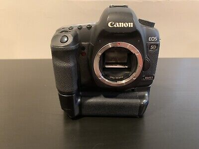 $ CDN939.75 • Buy Canon EOS 5D Mark II 21.1MP Digital SLR Camera - Black (Body Only)
