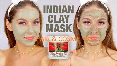 AU32.60 • Buy Aztec Secret Indian Healing Clay-100% Natural Calcium Bentonite Clay-1lb Size!!!