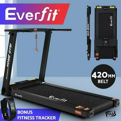 AU717.95 • Buy Everfit Electric Treadmill Home Gym Exercise Machine Fitness Equipment Compact