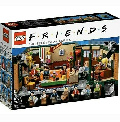 $99.99 • Buy LEGO Ideas 21319 FRIENDS The Television Show CENTRAL PERK Brand New Sealed Box