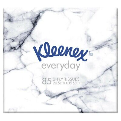 AU2.42 • Buy Kleenex Everyday Hypo-Allergenic Facial Tissues 85 Pack