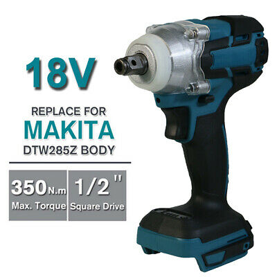 Cordless Impact Wrench Brushless Replace For Makita DTW285Z Unbranded Body Only • 37.85£