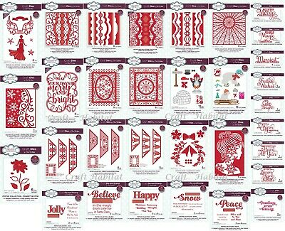 Creative Expressions - Sue Wilson Christmas Dies - Festive Collection 2020 • 16.25£
