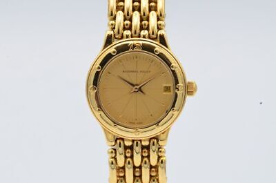 Eterna Classic Women's Watch Steel 2186.41 With Leather Band Vintage • 163.05£