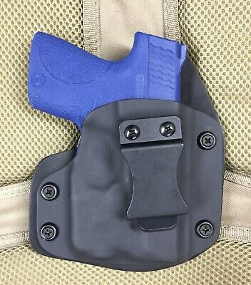 $34 • Buy Fits: MP Shield 9 / 40 With TLR6 Hybrid Holster, Black Kydex, RH, M2.0 And M1.0