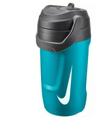 $29.74 • Buy Brand New Other Nike 64oz. Hyperfuel Insulated Water Jug Teal Hydration Bottle