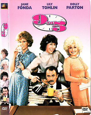 AU25.39 • Buy 9 To 5 (DVD, 2001) Jane Fonda, Lily Tomlin, Dolly Parton, Dabney Coleman