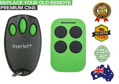 AU47.95 • Buy Auto Openers C945 AO945 Active Series Garage Door Remote Control Massive Two Yea
