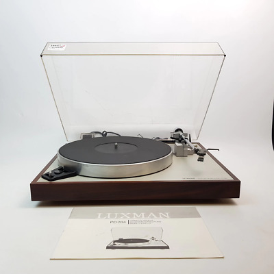 AU995 • Buy Luxman Direct Drive Turntable Record Player Pd 284 #49610