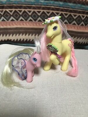 My Little Pony/mon Petit Poney G2-princess Sky Skimmer- Wedding Carriage Hasbro • 11.34£