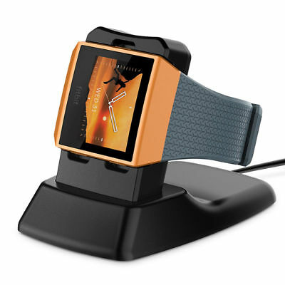 $ CDN8.54 • Buy Charging Cradle Dock Stand Holder USB Cable Charger For Fitbit Ionic Smart Watch
