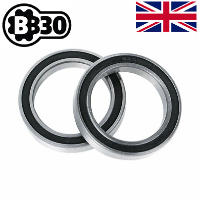 BB30 BEARINGS BOTTOM BRACKET 6806 61806 ABEC 5 (pair)  PF30/ BB30A CANNONDALE  • 5.49£