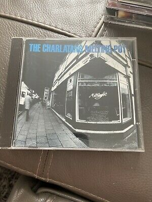 The Charlatans - Melting Pot - CD • 2.99£