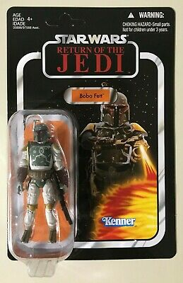 $ CDN175 • Buy Star Wars Vintage Collection BOBA FETT VC09 UNPUNCHED 2011 W/ Star Case