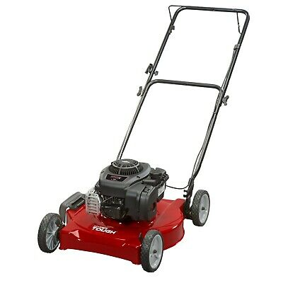 Lawn Mower Briggs And Stratton 20  125cc Gas Push Side Discharge Lawn Mower • 147.26£