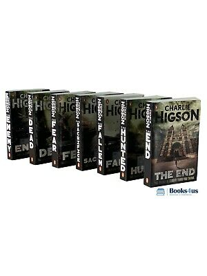 £17.45 • Buy Charlie Higson The Enemy Series 7 Books Collection Set (The Enemy, The Dead,