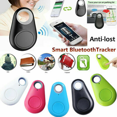 Bluetooth Tracker Wireless Key Finder Alarm Wallet Car Pet Child GPS Locator Tag • 3.30£