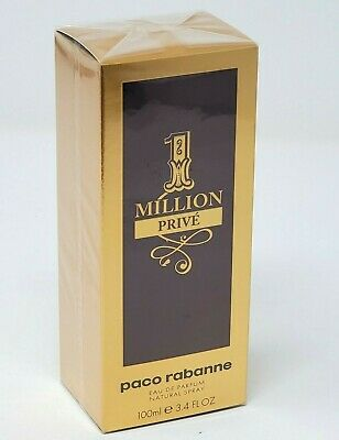 $ CDN85.78 • Buy 1 One Million Prive Cologne By Paco Rabanne EDP Spray For Men 3.4oz / 100 Ml New