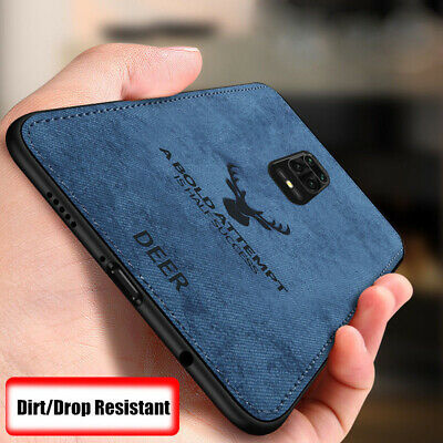 $2.79 • Buy For Xiaomi Redmi Note 9s 8 7 Pro 8T 7A Hybrid Leather Case Shockproof Soft Cover