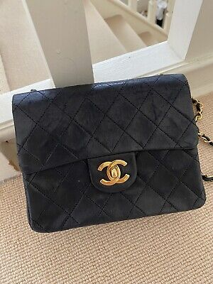 AU2899 • Buy Vintage Chanel Bag 100% AUTHENTIC