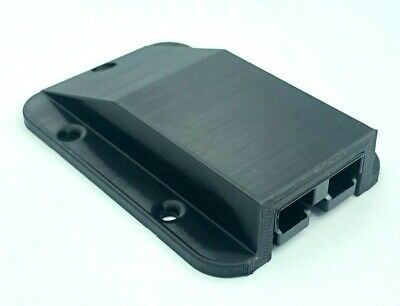 AU29.95 • Buy Anderson Plug Surface Mount Panel Kit External Caravan, Canopy Inc 50 Amp Black