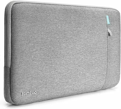 AU38.17 • Buy Tomtoc 360° Protective Laptop Sleeve Case Bag For New MacBook Air Pro 13  Grey