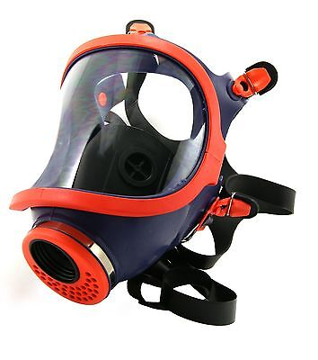 Climax 731 Full Face Silycon Mask Respirator C/w P3 Filter  • 38£