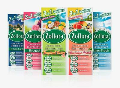 Zoflora Antibacterial Disinfectant 120ml - Choose Your Scent • 5.95£