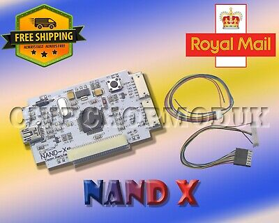 £32.99 • Buy NAND X Bare Bones (no Shell Case), For Xbox 360 Incl Cables + FREE PIN HEADER