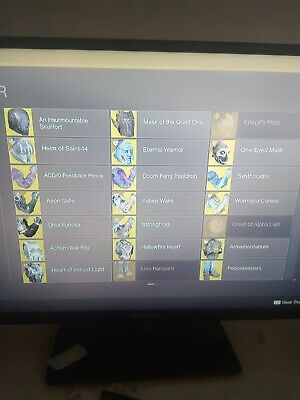 AU390 • Buy Ps4 Acounts With Destiny 2, Overwatch And Warframe Including Other Games