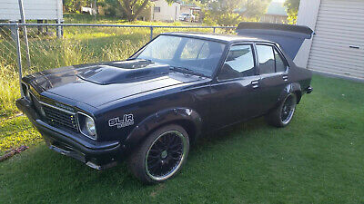 AU660 • Buy Torana 18  Staggered Wheels With Rear Tyres Only