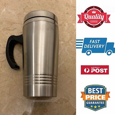 AU17.98 • Buy Stainless Steel Travel Mug Double Wall Insulated Keep Drinks Hot Or ColdAU Stock